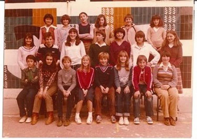 photo de classe 5 176 5 de 1979 coll 232 ge mont duplan