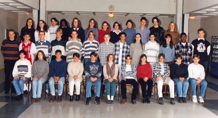 photo de classe premi 232 re s1 de 1996 lyc 233 e porte de normandie copains d avant