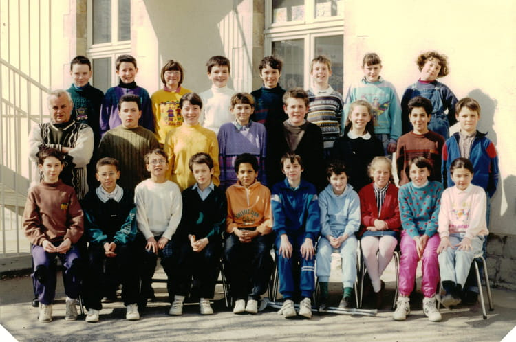 photo de classe cm1 cm 2 de 1991 ecole saint joseph. Black Bedroom Furniture Sets. Home Design Ideas