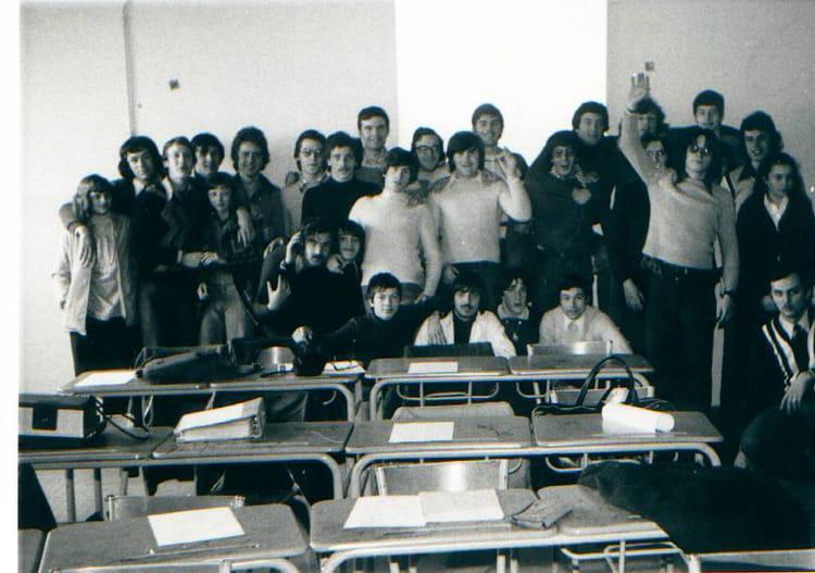 Photo de classe terminale f3 lyc e condorcet st quentin de for Quentin dujardin 1977