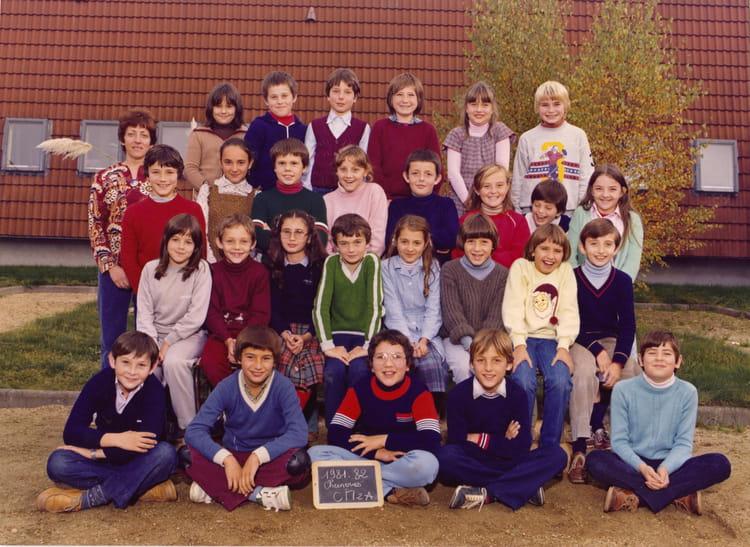photo de classe cm2 de 1982 ecole cheneries la ferte saint aubin copains d 39 avant. Black Bedroom Furniture Sets. Home Design Ideas