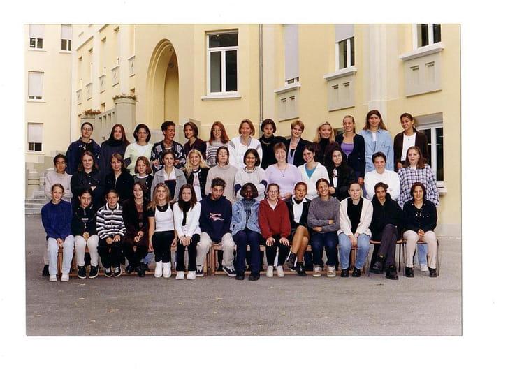 Photo de classe 2 SMS de 1998, Itecboisfleury  Copains d  ~ Itec Bois Fleury