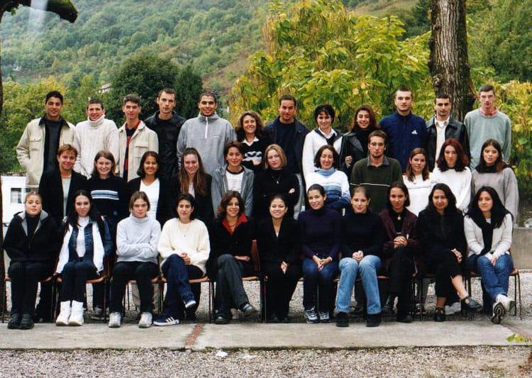 Photo de classe Bts assistant de gestion de 2001, Itec  ~ Itec Bois Fleury