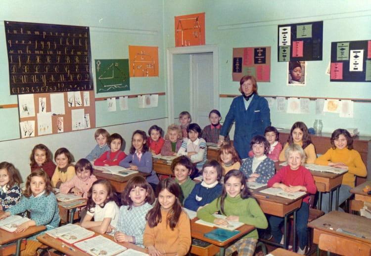 Photo de classe classe de mr bardoux de 1972 ecole rockefeller dole copains d 39 avant - Mr bricolage dole ...