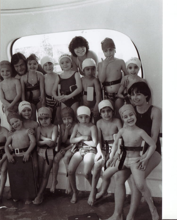 Photo de classe cp 78 piscine de bonneveine de 1978 cole for Bonneveine piscine