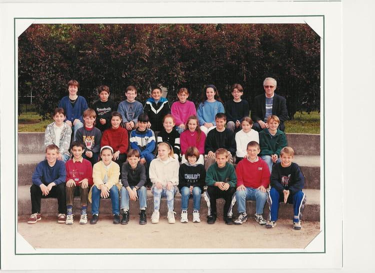 Photo de classe cm2 de 1998 ecole sainte therese les - Cours cuisine la roche sur yon ...