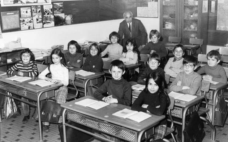 Photo de classe ce2 de 1973 ecole laennec la roche sur - Cours cuisine la roche sur yon ...