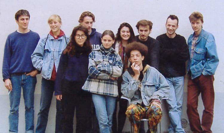 Photo de classe Atelier de 1994, Ecole Des Beaux-arts De Versailles ...