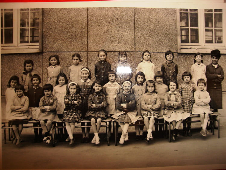 photo de classe cp 233 colepaul bert maisons alfort de 1962 ecole paul bert copains d avant