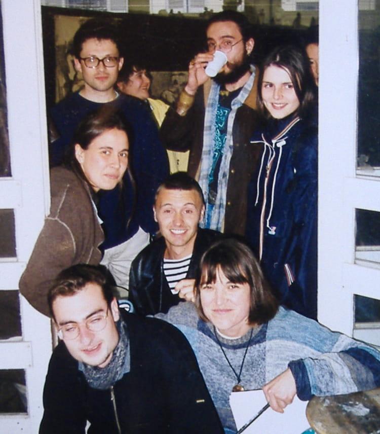 Photo de classe Atelier de 1997, Ecole Des Beaux-arts De Versailles ...
