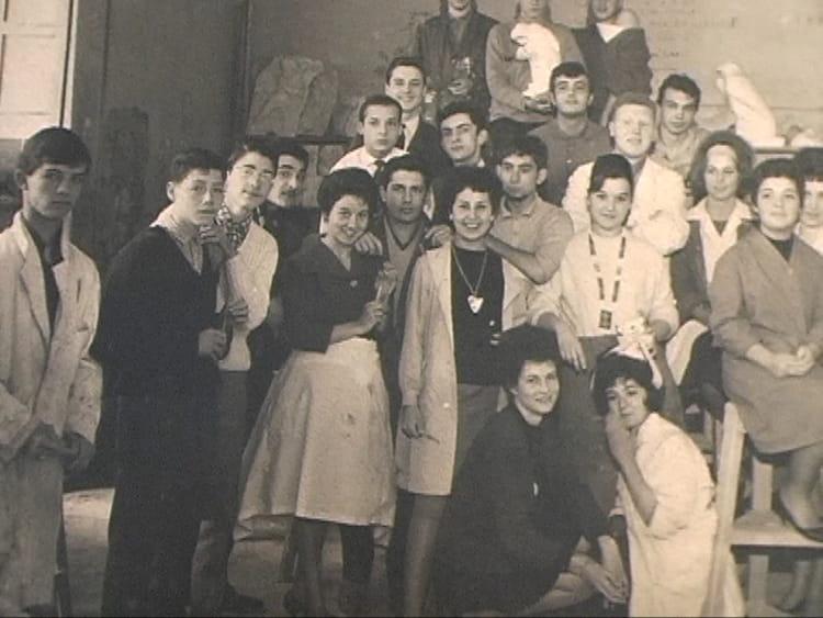 Photo de classe classe pr pa de 1960 ecole sup rieure des - Ecole superieure de cuisine ...