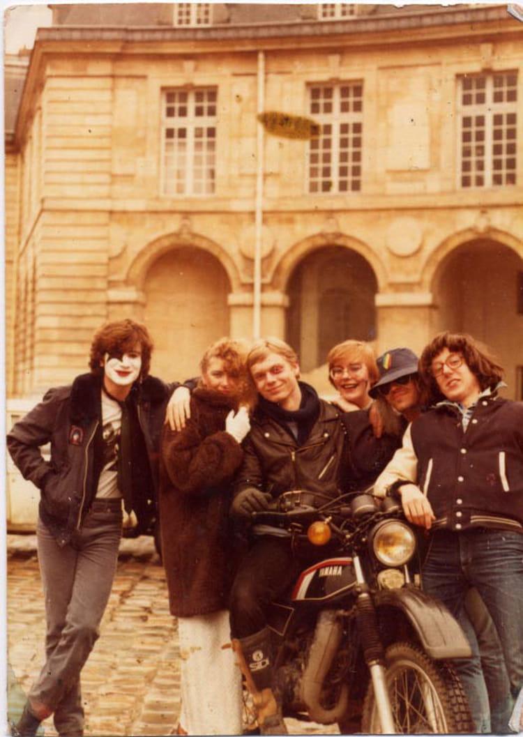 Photo de classe La classe des plus cools de 1981, Ecole Des Beaux ...