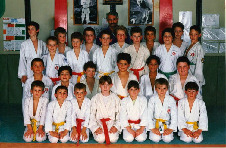 club judo montville