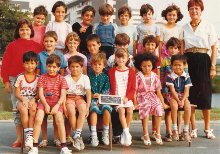 Photo de classe ce1 de 1985 ecole jean moulin la roche - Cours cuisine la roche sur yon ...