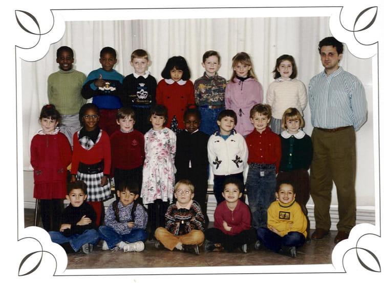 photo de classe cp de 1994 ecole paul bert meaux copains d 39 avant. Black Bedroom Furniture Sets. Home Design Ideas