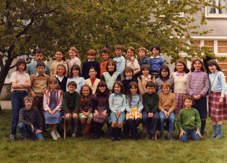 photo de classe st gervais de 1970 ecole primaire saint gervais la foret copains d 39 avant. Black Bedroom Furniture Sets. Home Design Ideas