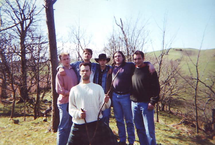 Photo de classe deug anglais de 1994 universit d 39 artois for Voyage organise jardins anglais