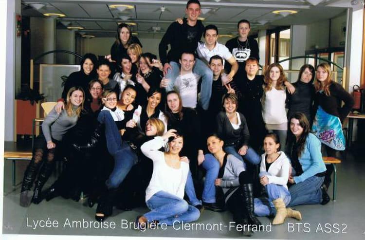 photo de classe bts assurance de 2008 lyc e ambroise brugi re copains d 39 avant. Black Bedroom Furniture Sets. Home Design Ideas