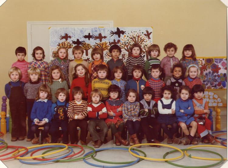 Photo De Classe Maternelle De 1976 Ecole Mairie Jassans Riottier