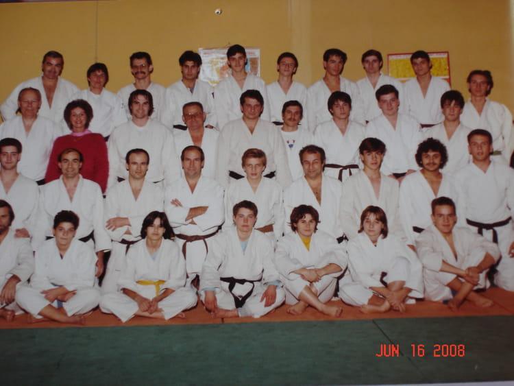club judo poissy