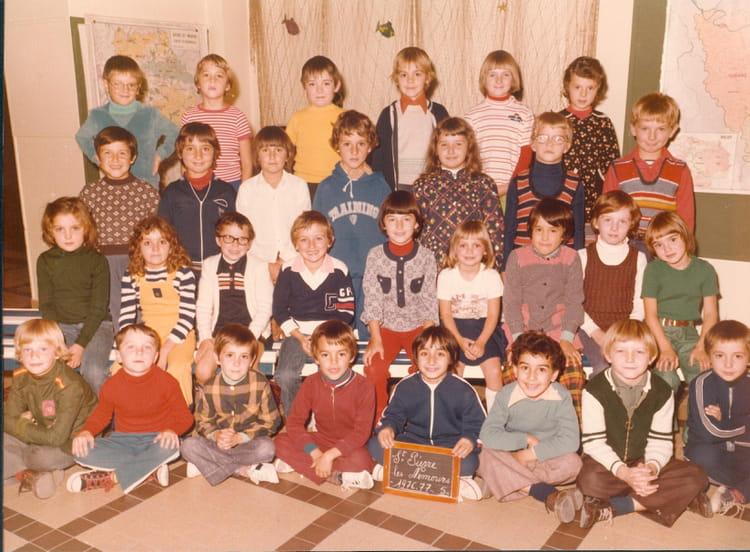 photo de classe ecole des sources de 1977 ecole les sources saint pierre les nemours. Black Bedroom Furniture Sets. Home Design Ideas