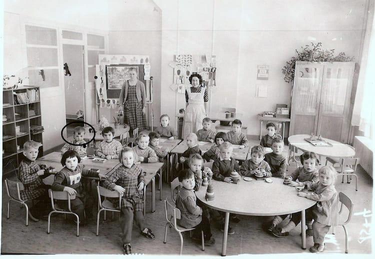 photo de classe maternelle pommaries annecy le vieux de