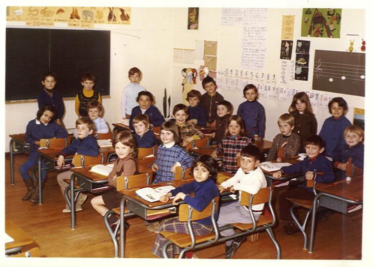 Photo de classe cp craponne de 1971 ecole du centre - Lycee craponne salon ...