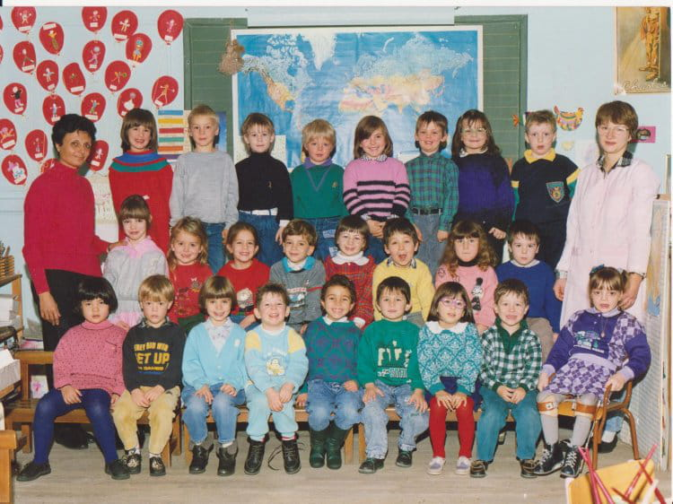 photo de classe gde maternelle jean jaur s nancy de 1988 ecole jean jaures copains d 39 avant. Black Bedroom Furniture Sets. Home Design Ideas
