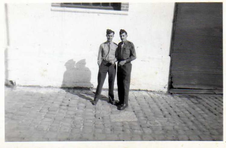 Photo De Classe Caserne Dupleix A Paris De 1951 1 Er Regiment Du