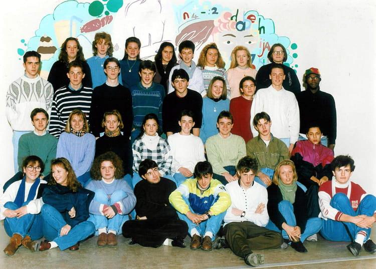 photo de classe 2nde 1992 1993 de 1992 lyc e edouard gand copains d 39 avant. Black Bedroom Furniture Sets. Home Design Ideas