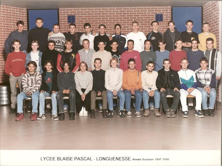 Photo de classe de 1997 lyc e blaise pascal cit - Art cuisine longuenesse ...