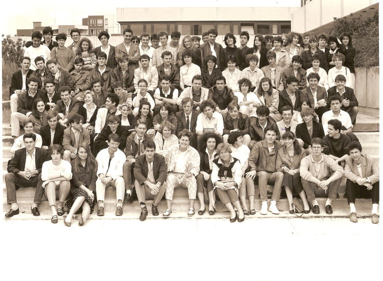 Photo de classe esc reims de 1984 ecole sup rieure de - Ecole superieure de cuisine ...