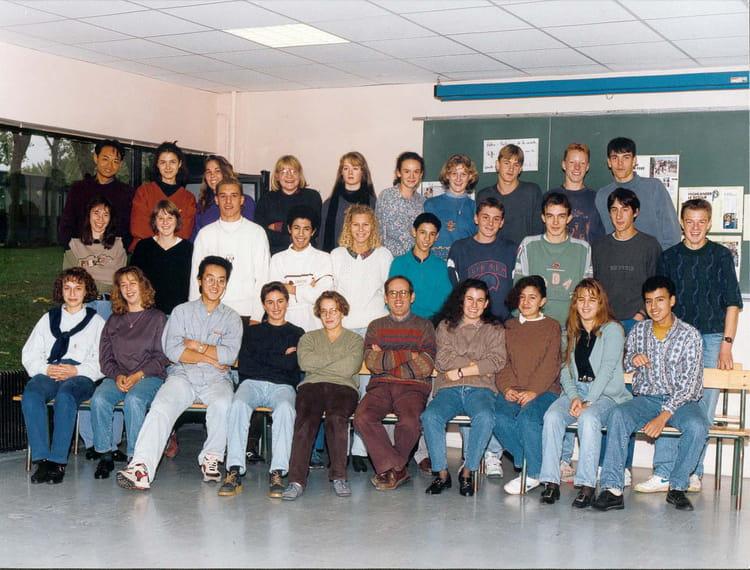 Photo de classe 1 re sa lyc e henri vogt de 1992 lyc e - Lycee henri wallon valenciennes portes ouvertes ...