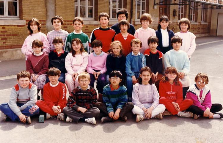Photo de classe cm1 de 1985 ecole leclerc pierry for Leclerc pierry