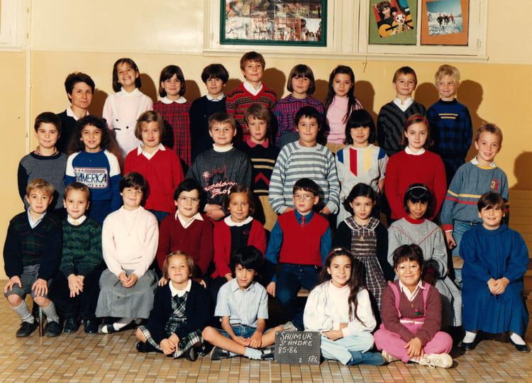 Photo De Classe Ce2 De 1986 Ecole Institut Saint Andre Copains D Avant