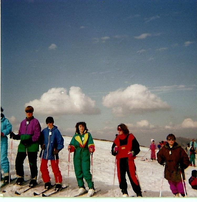 Photo De Classe Maison Familiale De Ceauce De 1988 Ecole D Orientation Et D Education Copains D Avant