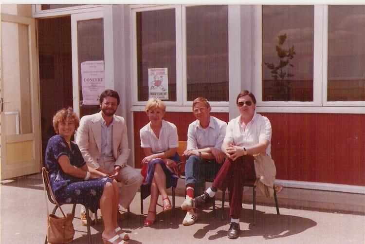 Photo De Classe Enseignants De 1978 Ecole Marcel Pagnol Beauvais Copains D Avant