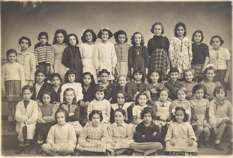 Photo De Classe 06 Janvier 1958 De 1950 Ecole De Strasbourg Copains D Avant