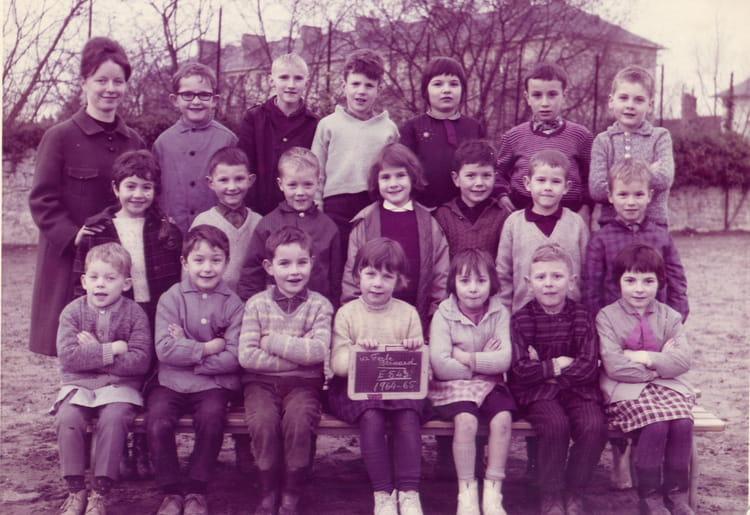 Photo De Classe Cp 64 65 Ledru Rollin De 1964 Ecole Ledru Rollin